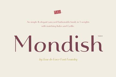 Mondish