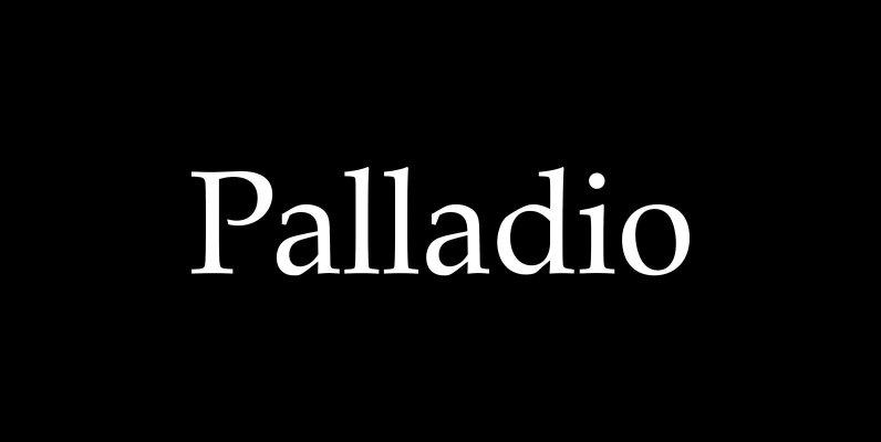 URW Palladio