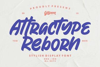 Attractype Reborn