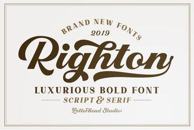Righton Font Duo