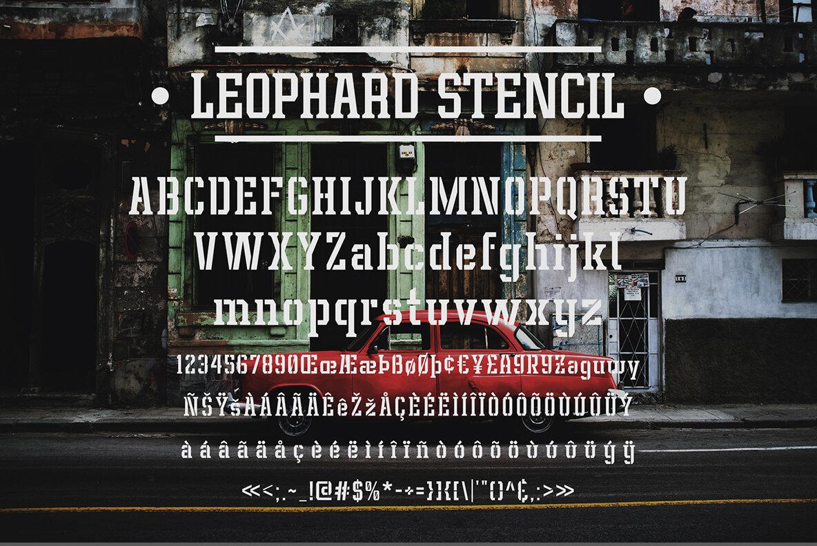 Leophard