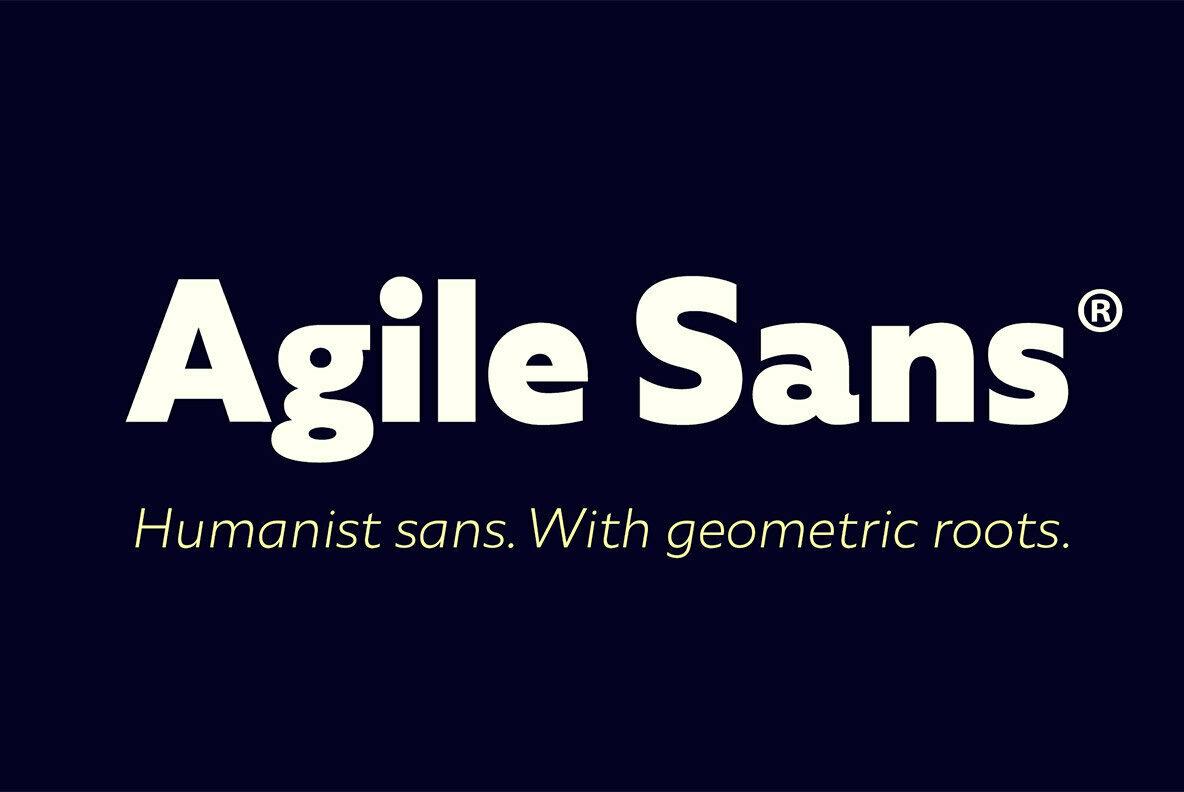 Agile Sans