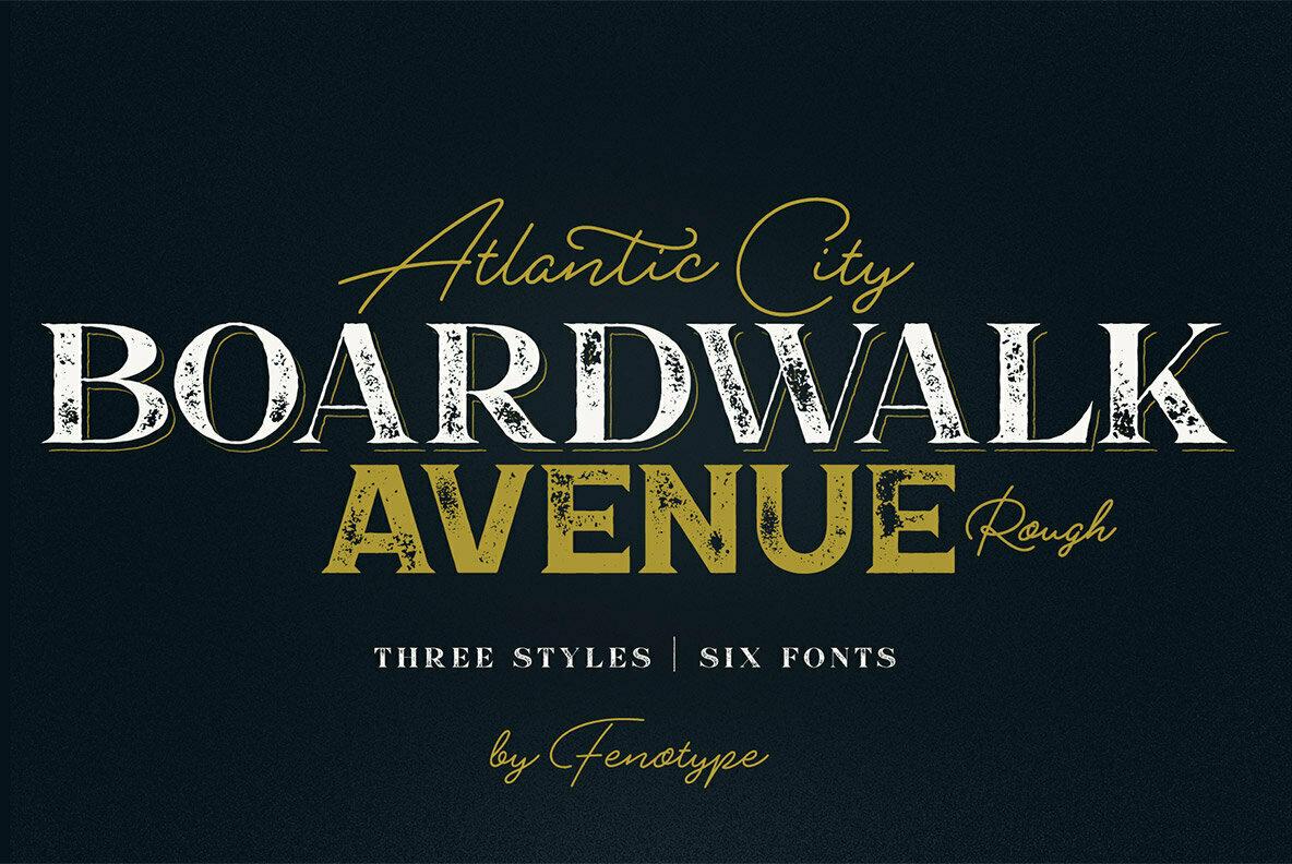 Boardwalk Avenue Rough