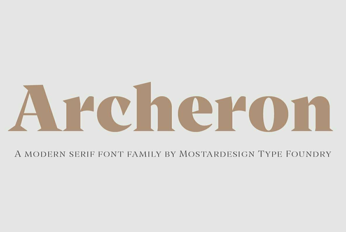 Archeron Pro