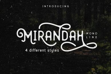 Mirandah Monoline