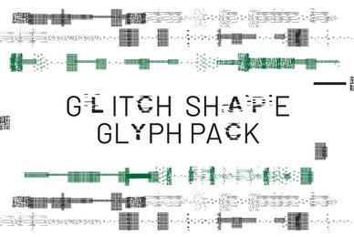 Glitch Shape Pack