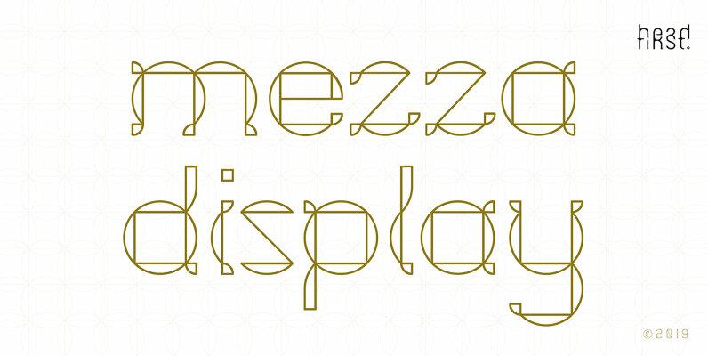 Mezza Display
