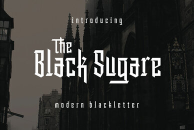 The Black Sugare