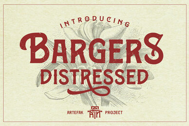 Bargers Distressed