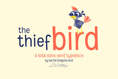 The Thief Bird