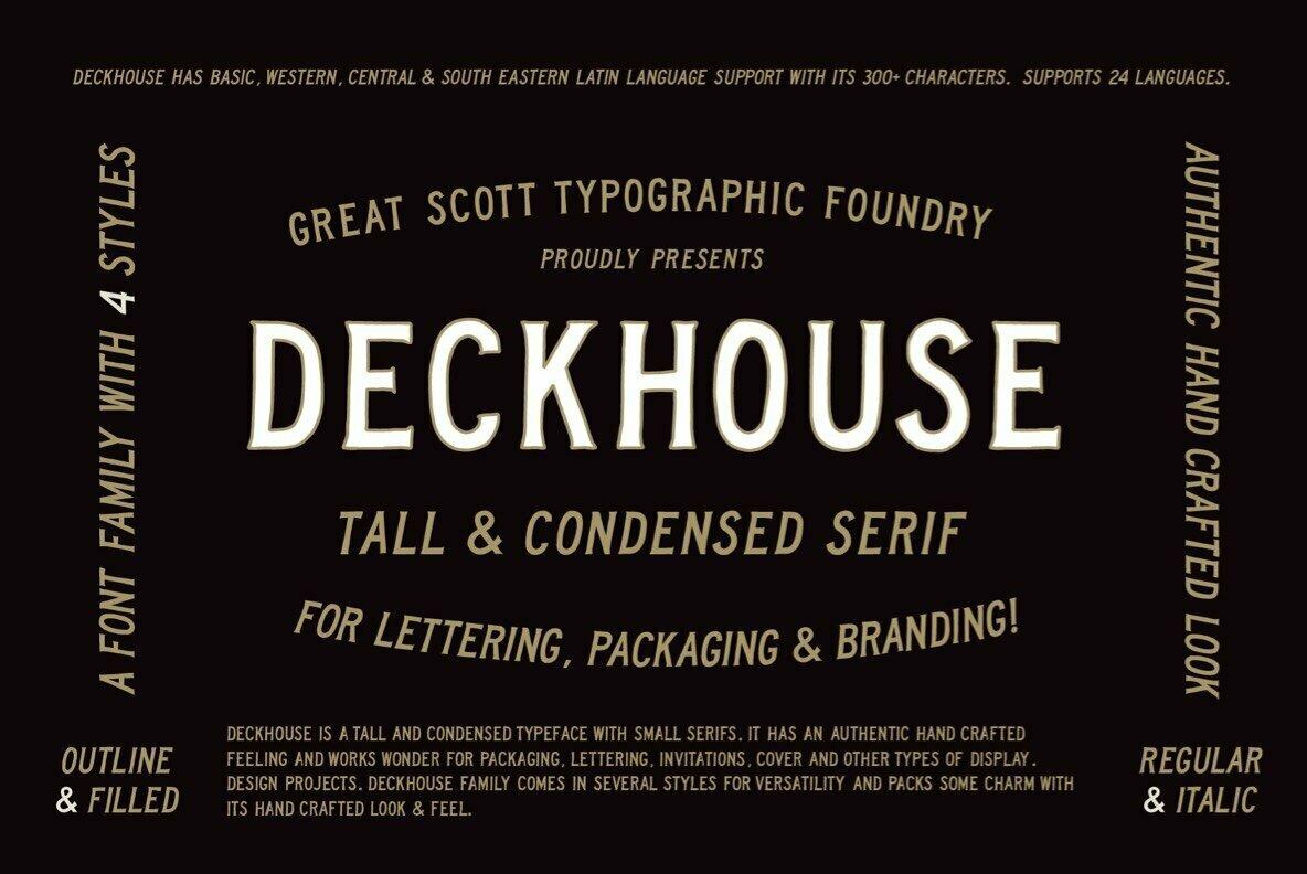 Deckhouse