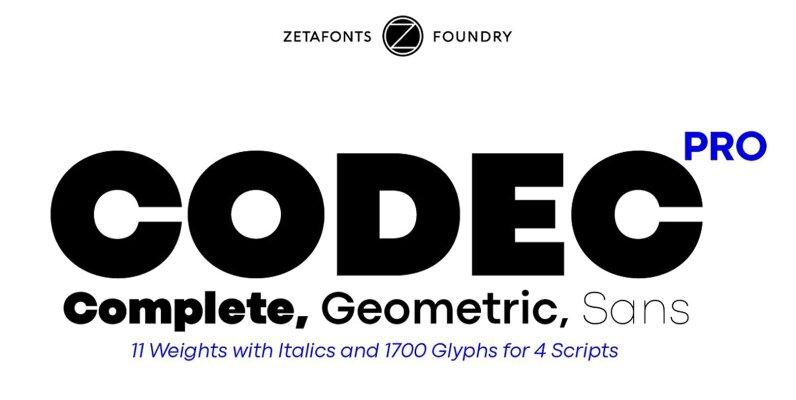 Codec Pro