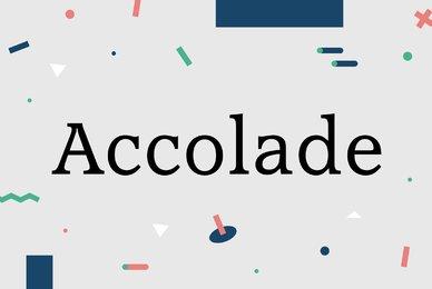 Accolade