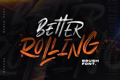 Better Rolling