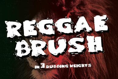 Reggae Brush