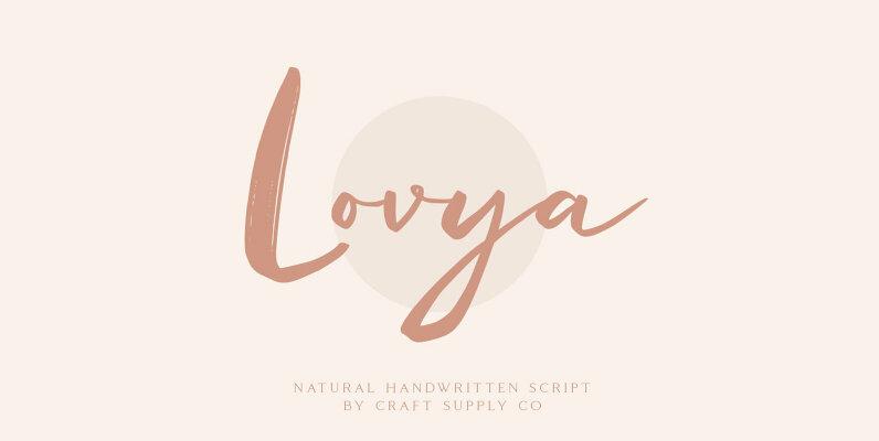Lovya