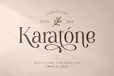 Karatone