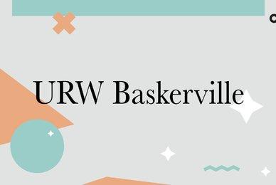 URW Baskerville