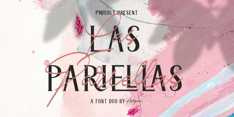 Las Pariellas