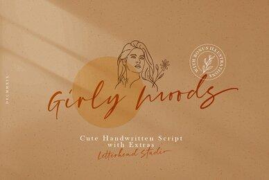 Girly Moods Script