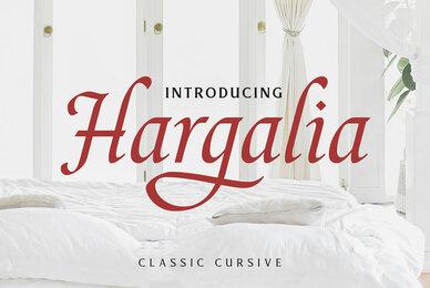 Hargalia