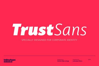 Trust Sans