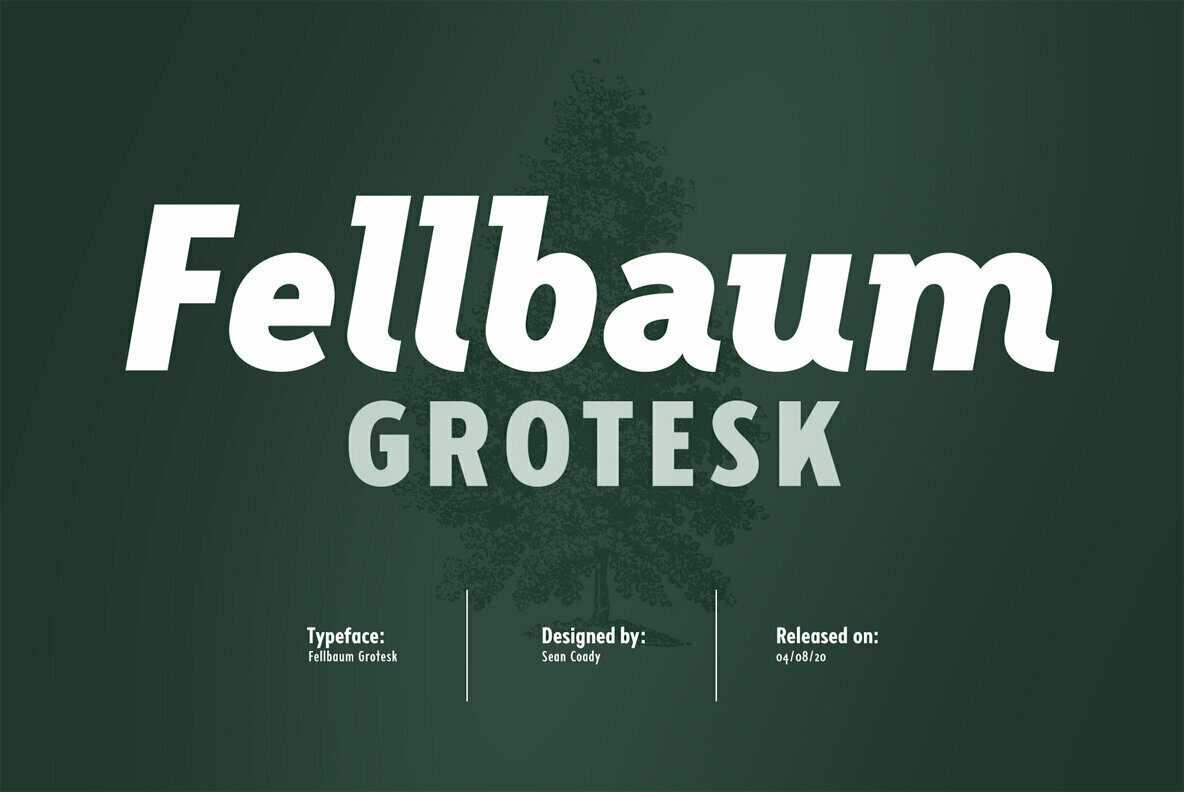 Fellbaum Grotesk