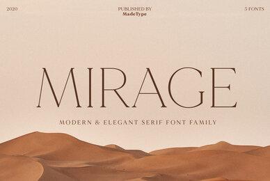 MADE Mirage
