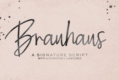 Brauhaus Script
