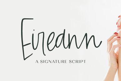 Eireann Script