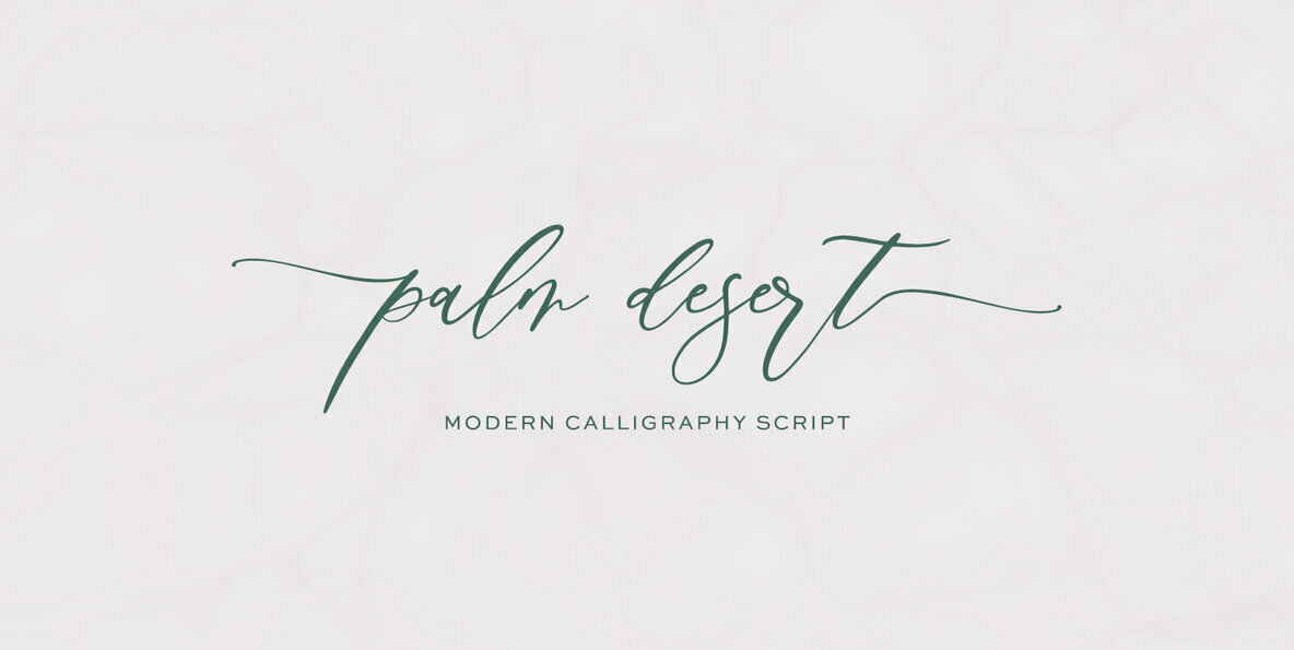 Palm Desert Script