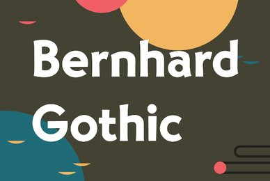 Bernhard Gothic