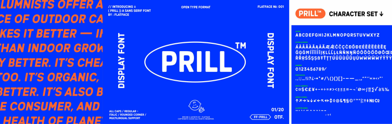 Prill