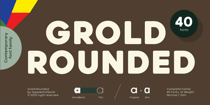 Grold Rounded