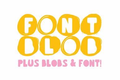Font Blob