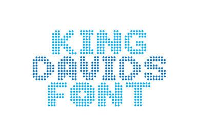 King Davids Font