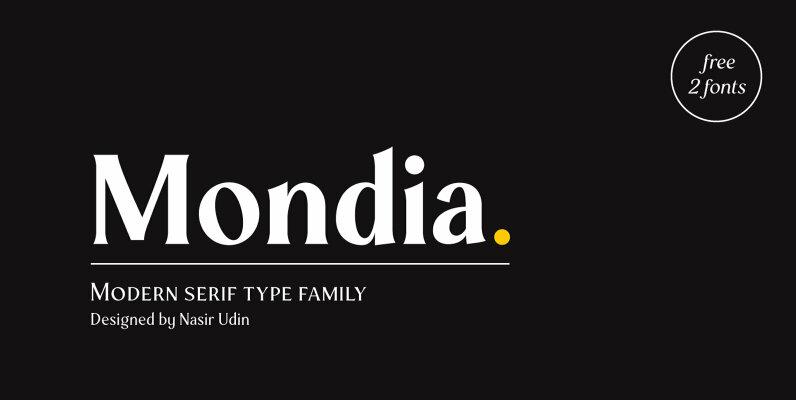 Mondia