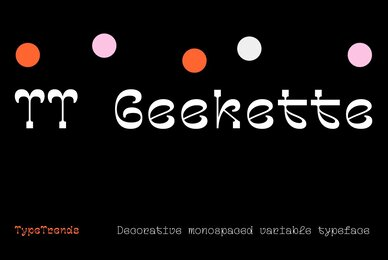 TT Geekette