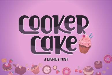 Cooker Cake