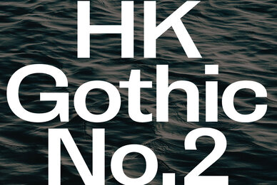 HK Gothic No  2