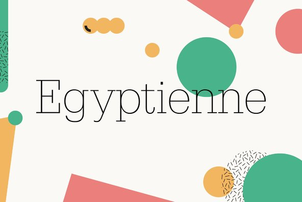 URW Egyptienne