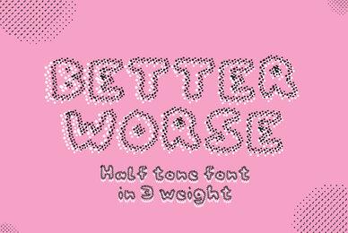 Better Worse