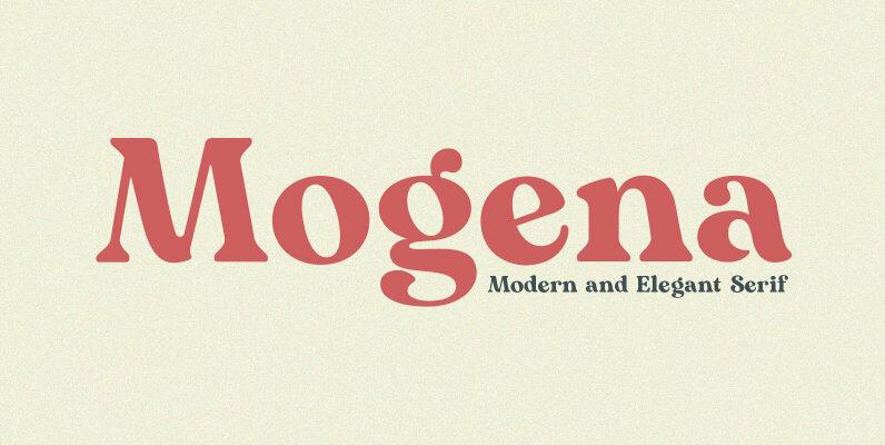 Mogena