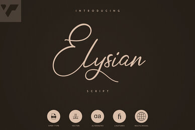 Elysian Script