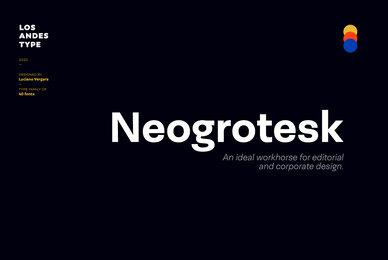 Neogrotesk