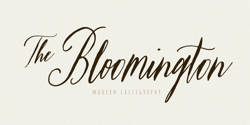 The Bloomington