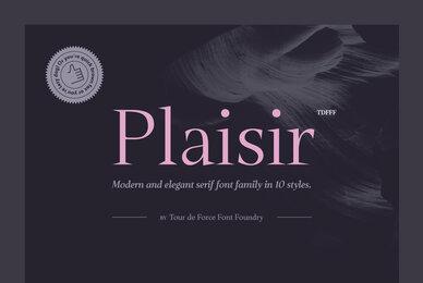 Plaisir