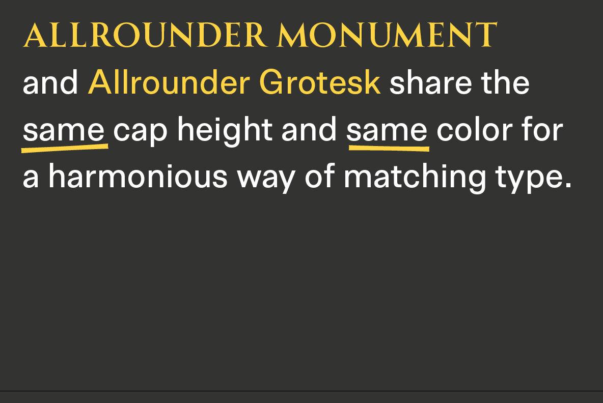Allrounder Monument