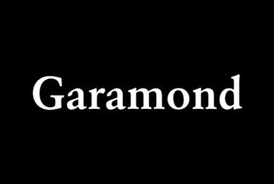 URW Garamond