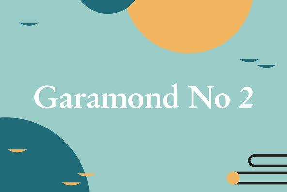 Garamond No 2